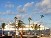 Adventure of the Seas (Miguelángel) Tags: cruise port puerto harbor boat barco ship harbour passengers royalcaribbean cruiser buque laspalmas liner crucero adventureoftheseas pasajeros trasatlantico miguelaadam cruiseintheatlanticislands