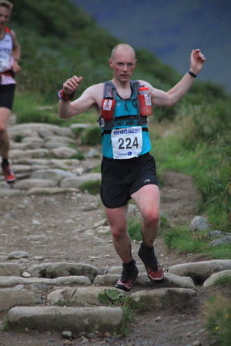 David Edward White, Helm Hill Runners