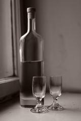 Vodka with chilli (grygolas) Tags: nikkor50mm14ai