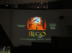 Entertainment, Hugo at ArcLight Hollywood, Projection