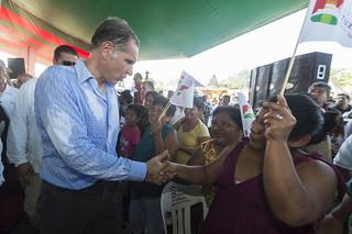 Gobierno de Oaxaca, En gira de trabajo por la región del Papaloapan, Oaxaca