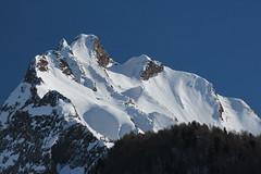 Gipfel im Morgenlicht (mikiitaly) Tags: schnee winter italy berg photographer master südtirol altoadige felsen the wipptal gipfel pfitschtal