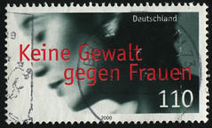 Germany 0778 m (roook76) Tags: old portrait woman beautiful face look female vintage pose germany ancient 2000 message mail head feminine makeup posing retro stamp card envelope letter aged shoulders facial address postage postmark philately amature