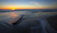 Drift (Mike_Valera) Tags: sanfrancisco sunset beach hdr canon6d indurotripod induroct214