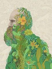 在文学之美中,重新走进达尔文
