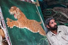 Life in a Camp .. 1 (Riduanul Islam Riduan) Tags: camp portrait orange color green face tiger human pakistani dhaka bangladesh bihari mohammadpur genevacamp