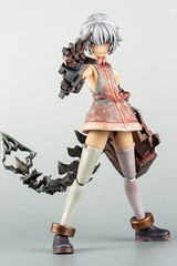 [Max Factory]figma Strength TV ANIMATION ver. 55 (lillyshia) Tags: strength brs maxfactory figma blackrockshooter blackrockshooter tvanimationver