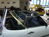 Mercedes SL W107 Montage