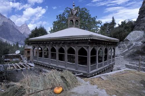 Khilingrong Masjid Shigar 3