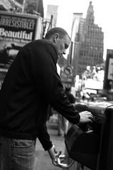 X100-05-31-14-248 (a.cadore) Tags: nyc newyorkcity blackandwhite bw candid midtown timessquare fujifilm x100 23mm fujifilmx100 23mm35mmequivalent