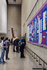 9/11 Museum, World Trade Center, Lower Manhattan (InSapphoWeTrust) Tags: usa newyork unitedstates manhattan unitedstatesofamerica worldtradecenter northamerica wtc lowermanhattan downtownmanhattan