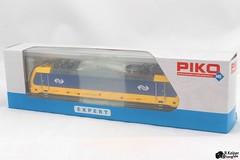 Piko NS Traxx (Romar Keijser) Tags: br ns 186 ho 187 piko traxx h0