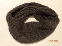 Χειροποίητο πλεκτό με βελόνες (Paco Chalkini's) Tags: scarf handmade snood χειροποίητο πλεκτό κασκόλ βελονάκι βελόνεσ