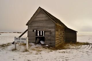 Lamoine School House