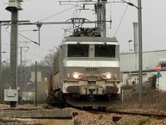 BB22287 (Oliver_A) Tags: train de dev infra fantome sncf infrastructures laveur bb22200 bb22000 catenaire bb22287