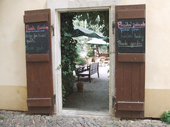 19.08.2014 Alchymist Club, Prague (PragueWalker) Tags: guests bar club garden private for restaurant hotel prague wine august only zahrada alchymist hellichova privtn