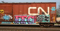 FFC 9-15, Byrd, Neenah, 7 May 16 (kkaf) Tags: graffiti byrd ffc neenah