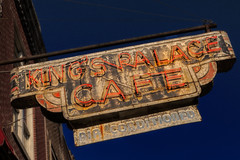 King's Palace Cafe (Pete Zarria) Tags: music sign bar neon wine drink tennessee blues liquor american bealestreet bbking alcoholbeer