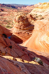 Around The Wave (mikerhicks) Tags: travel arizona usa southwest nature geotagged outdoors photography utah spring unitedstates desert hiking adventure event backpacking wilderness kanab thewave marblecanyon onemile coyotebuttesnorth vermilioncliffsnationalmonument geo:country=unitedstates camera:make=canon exif:make=canon geo:state=arizona exif:focallength=28mm exif:aperture=90 exif:lens=1835mm exif:isospeed=100 canoneos7dmkii camera:model=canoneos7dmarkii exif:model=canoneos7dmarkii sigma1835f18dchsma geo:location=onemile geo:city=marblecanyon geo:lat=3699539667 geo:lon=11200607333 geo:lon=11200607333333 geo:lat=36995396666667
