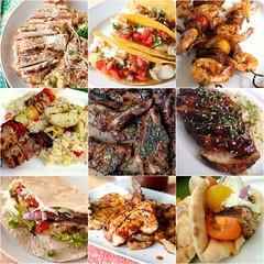 The Ultimate Memorial Day Menu (Smells Like Home) Tags: party chicken menu recipe shrimp kabobs grilling spareribs chipotle memorialday fajitas fishtacos picmonkey