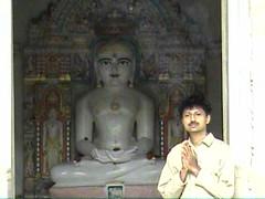 Jain Temple Bangalore 39 (umakant Mishra) Tags: devanahalli jainism jaintemple hillclimbing bangaloresightseeing parswanathtemple umakantmishra soubhagyalaxmimishra nakodajaintemple devanahallijaintemple hilljaintemple