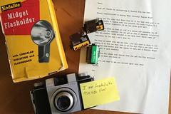 Prizes for Expired Film Day (KevinCollins00) Tags: kodak ponyii camera cameraporn film analog bakelite