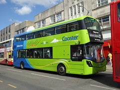 Brighton & Hove 941 BX15 ONT Eric Ravilious on 12 (sambuses) Tags: brightonhove 941 thecoaster ericravilious goaheadgroup bx15ont