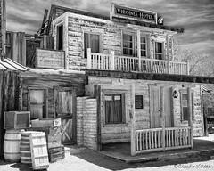 Virginia Hotel (claudiov958) Tags: arizona blackandwhite bw southwest blancoynegro ngc pretoebranco biancoenero farwest oldtucson photoka nikkor240700mmf28 nikond800e claudiovaldes
