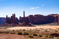 DSC00114.jpg (sagefool5) Tags: park nature landscape desert outdoor sandy tan erosion sacred recreation navajo monumentvalley reservation wideopen redtide tribalpark 2016monumentvalley