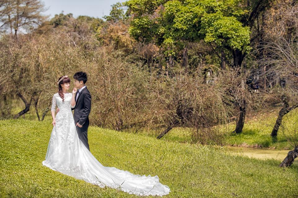 台南自助婚紗 凱蒂 台南婚攝丫賓004