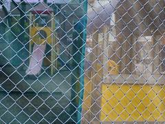Playground (geowelch) Tags: toronto stclairwest urbanfragments olympusomdem5 torontophotowalkgroup panasoniclumixvario1445mm topwsc