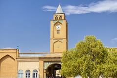 Vank Cathedral front tower (T   J ) Tags: iran yazd d750 nikon teeje nikon2470mmf28