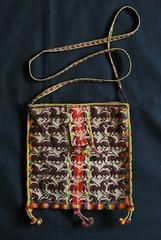 Tarabuco Coca Bag Bolivia (Teyacapan) Tags: bags textiles coca andean bolivian weavings tarabuco chuspa