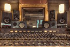 Vintage Amek Console (sebastienloppin) Tags: eve music adam photoshop canon studio eos bestof room magic mixer yamaha mixing lantern recorder 1018 console hdr recording musique hdri lightroom magiclantern mixage photomatix ns10 60d 7pics eveaudio efs1018
