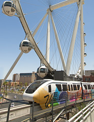 Las Vegas Monorail (jonporter94087) Tags: las vegas monorail