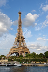 Tour Eiffel (betak.cz) Tags: city travel blue sky urban paris france tower skyline architecture for freedom nikon europe cityscape tour cloudy outdoor pray eiffel pariz v nikond800