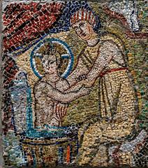 bath night (mym) Tags: rome mosaic sanpietro johnvii