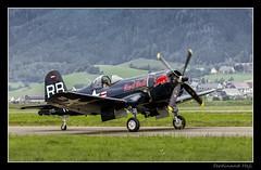 F4U-4_Corsair_OE-EAS_Red Bull - Flyng Bull_Zeltweg (ferdahejl) Tags: corsair zeltweg f4u4 oeeas redbullflyngbull