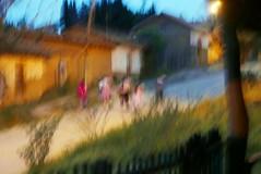Over the Fence #6a (SJ Finn) Tags: street painterly blur colour art photography evening movement sjfinn