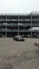 Leaving the storage... (Pim Stouten) Tags: auto haven car port rotterdam restore vehicle jag restoration xjs jaguar gt hafen 53 kar seaport coup v12 restauratie wagen pkw botlek vhicule mcchina