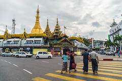 Downtown Yangon, Myanmar (ReinierVanOorsouw) Tags: reizen myanmar birma burma travelling travel travelstoke reiniervanoorsouw sony sonya7r sonya7rii a7rii asia asya azie yangon yangoon rangon rangoon