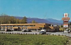 McBride, Sandman Inn, 1980? (bbradleyaway) Tags: bc britishcolumbia fraserriver mcbride highway16 robsonvalley