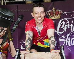 Great British Tattoo Show 2016 (Nick Atkins Photography) Tags: london fashion tattoo lingerie alexandrapalace latex alternative paulsweeney nickatkinsphotography greatbritishtattooshow2016