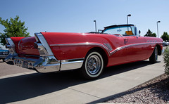 1957 Buick Roadmaster Convertible (coconv) Tags: pictures auto old red classic cars car vintage photo buick automobile image photos antique picture convertible images vehicles photographs photograph 1957 vehicle autos collectible collectors automobiles 57 roadmaster blart