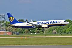 "EI-DWI Boeing 737-8AS Ryanair MAN 03-06-16 (PlanecrazyUK) Tags: egcc manchester man ringway ""manchester airport"" eidwi boeing7378as ryanair 030616"