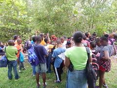 World Biodiversity Day 2016 (Grenada Fund) Tags: children day faces turtles sharks mangroves lionfish biodiversity