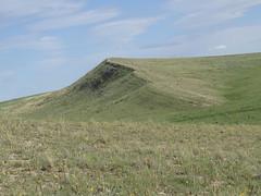 Escarpment (tigerbeatlefreak) Tags: rock south ridge dakota escarpment landform