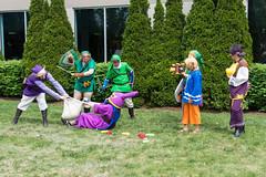Anime North 2016 Legend of Zelda Sunday (23 of 29) (Xander Ashburn) Tags: ca toronto ontario canada cosplay loz legendofzelda animenorth2016