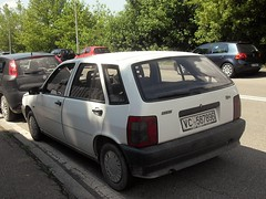 Fiat Tipo 1.1 Fire Smart 1991 (LorenzoSSC) Tags: smart fire fiat 11 1991 tipo