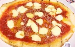 Pizza pronta in 5 minuti - Piadizza (RicetteItalia) Tags: pizza cucina ricette piadizza